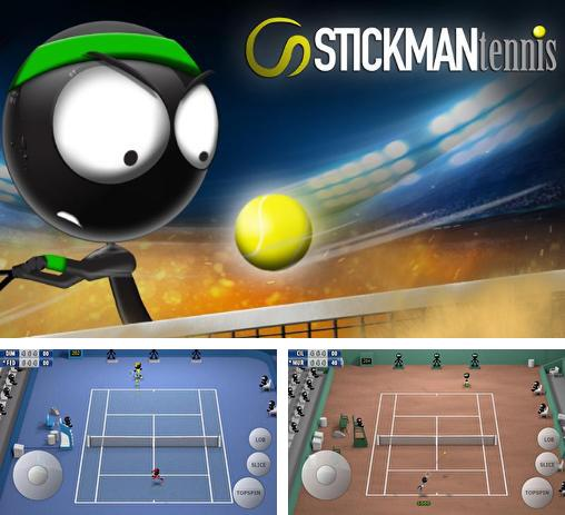 In addition to the game Stickman Tennis for Android phones and tablets, you can also download Stickman tennis 2015 for free.