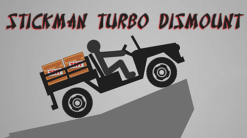 Stickman turbo dismount обложка