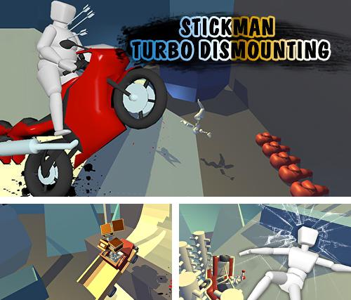 Stickman turbo dismounting 3D