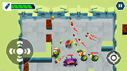 Stickman war machine screenshot 1
