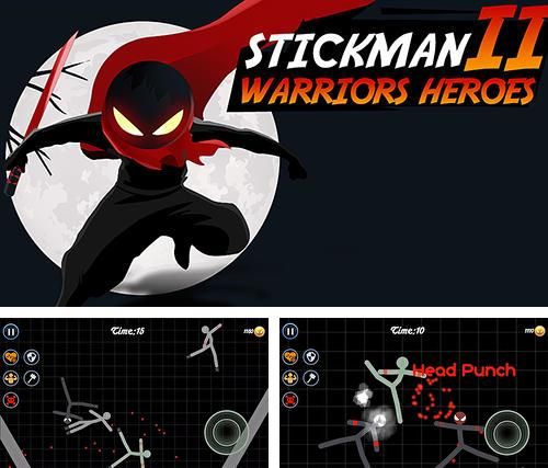 Warriors Rise To Glory Pc: Stickman Rope Hero For Android