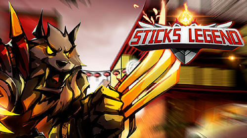 Sticks legends: Ninja warriors poster