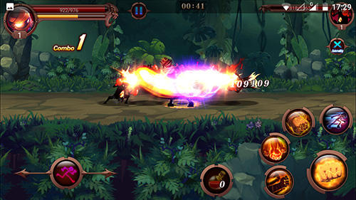 Sticks legends: Ninja warriors screenshot 1