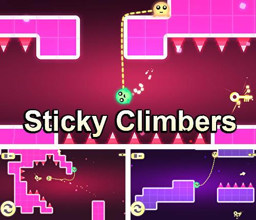 Sticky climbers: Expedition in danger