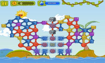 Download Sticky Linky Android free game.