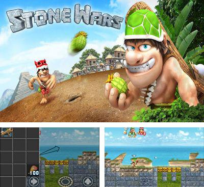 In addition to the game Speedball 2 Evolution for Android phones and tablets, you can also download StoneWars Arcade for free.