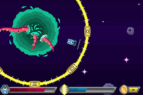 Stop the invasion: Destroy the tentacles! screenshot 3