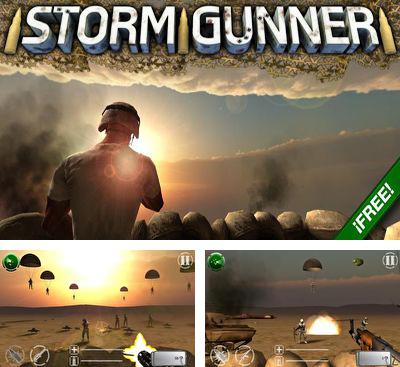 In addition to the game WeZap for Android phones and tablets, you can also download Storm Gunner for free.