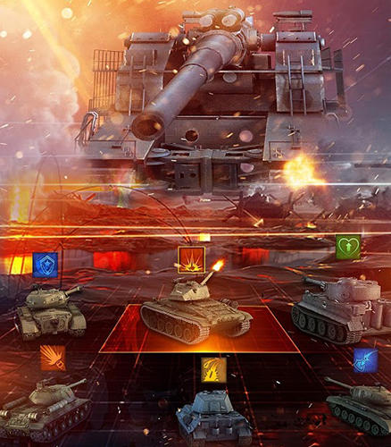 Storm of steel: Tank commander screenshot 3