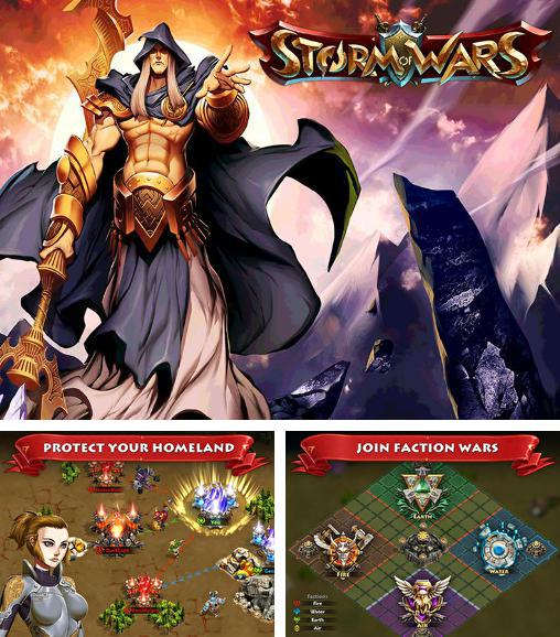 Storm of wars: Sacred homeland
