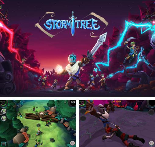 In addition to the game Mars tomorrow for Android phones and tablets, you can also download Storm tree for free.