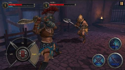 World of warriors: Duel screenshot 1