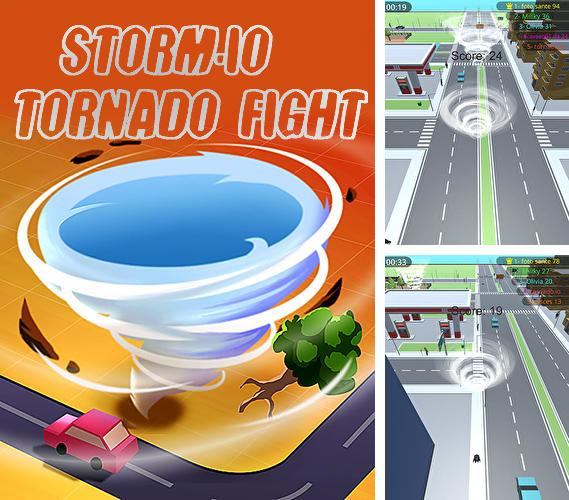 Storm.io: Tornado fight