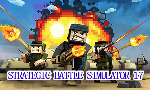 Strategic battle simulator 17 plus