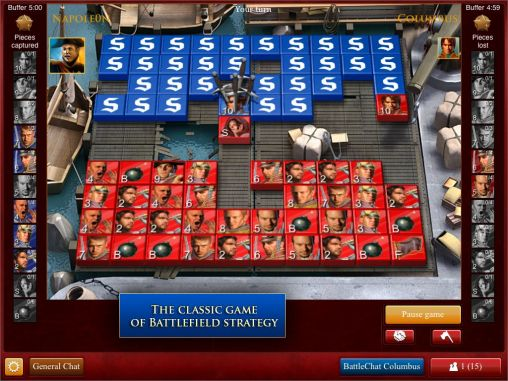 Stratego: Official board game screenshot 1