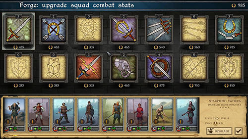 Download Strategy and tactics: Dark ages Android free game.