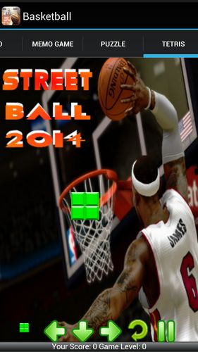 Street basketball 2014 screenshot 3