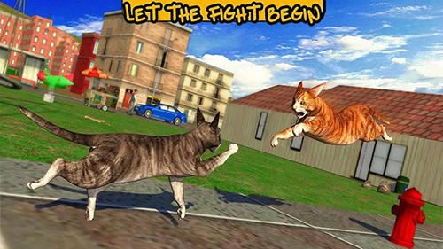 Street cat sim 2016 screenshot 2