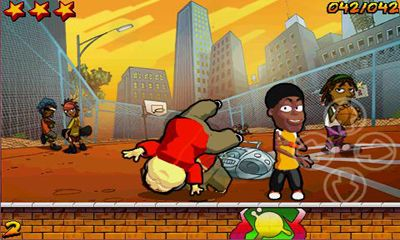Screenshots von Street Dancer für Android-Tablet, Smartphone.