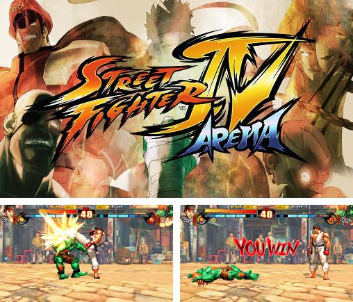 street fighter 4 android game download