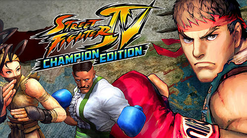 Street Fighter 4 HD poster