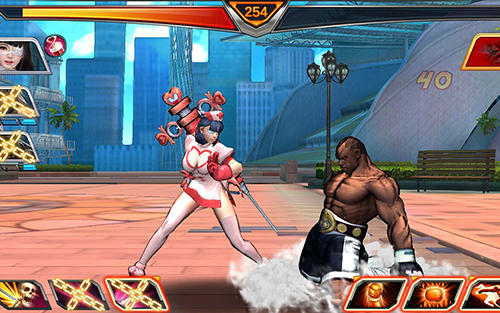 Street heroes screenshot 2