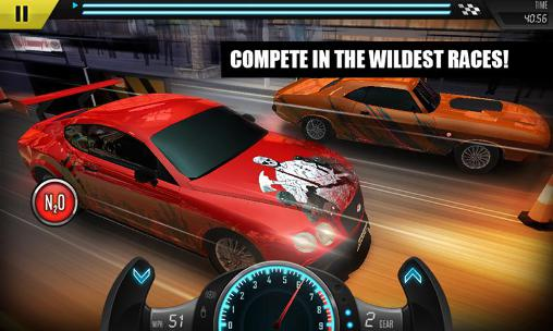 Street kings: Drag racing скриншот 2