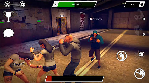 Screenshots von Street wars für Android-Tablet, Smartphone.