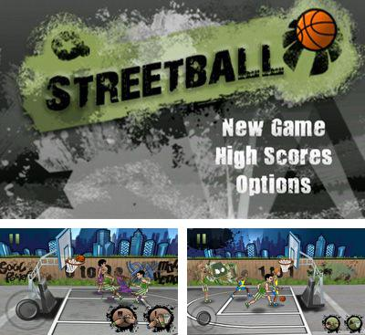 In addition to the game NBA King of the Court 2 for Android phones and tablets, you can also download Streetball for free.