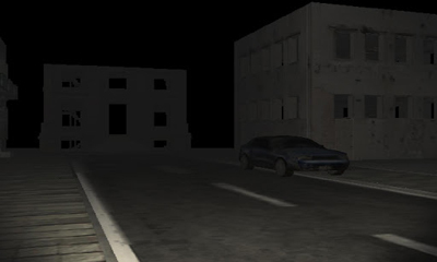 Download Streets of Slender Android free game.