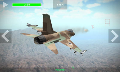 Strike Fighters Israel screenshot 2