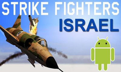 Strike Fighters Israel poster