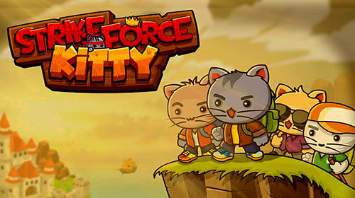 Strike force kitty poster