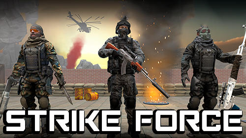 Strike force online обложка
