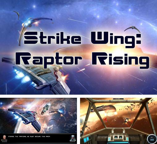 In addition to the game Squadrons for Android phones and tablets, you can also download Strike wing: Raptor rising for free.