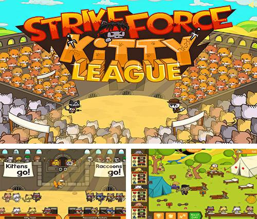 Strikeforce kitty 3: Strikeforce kitty league