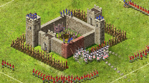 Jogue Stronghold kingdoms para Android. Jogo Stronghold kingdoms para download gratuito.