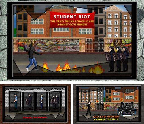 In addition to the game Burst for Android phones and tablets, you can also download Student riot: Drunk class for free.