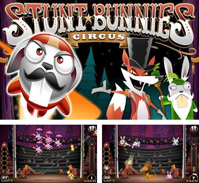 In addition to the game Extreme Luging for Android phones and tablets, you can also download Stunt Bunnies Circus for free.