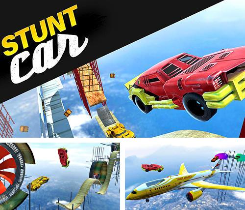 In addition to the game Stunt car for Android, you can download other free Android games for Acer Liquid E3.