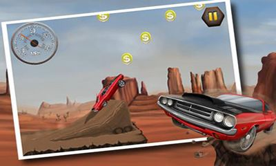 Screenshots von Stunt Car Challenge für Android-Tablet, Smartphone.