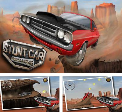 In addition to the game Slyon Ball for Android phones and tablets, you can also download Stunt Car Challenge for free.