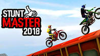 Stunt master 2018: Bike race APK