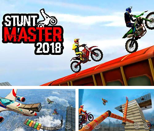 Stunt master 2018: Bike race