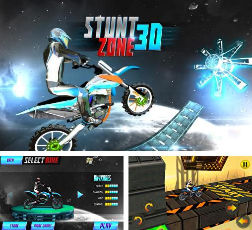In addition to the game Trial legends for Android phones and tablets, you can also download Stunt zone 3D for free.