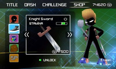 Jogue Stylish Sprint para Android. Jogo Stylish Sprint para download gratuito.
