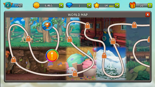 Stylish sprint 2 screenshot 1