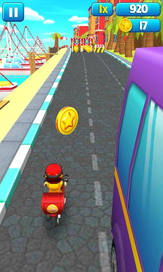 Jogue Subway crazy scooters para Android. Jogo Subway crazy scooters para download gratuito.