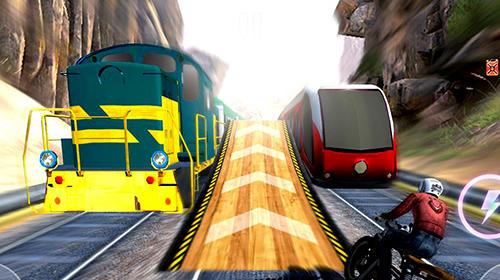 Subway rider: Train rush screenshot 1