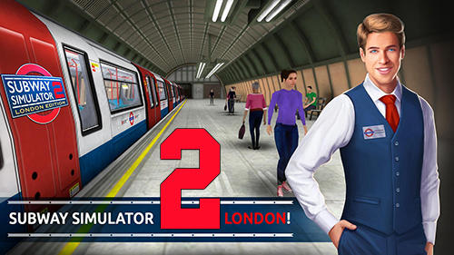 Subway simulator 2: London edition pro poster